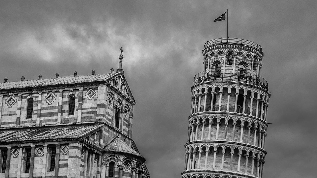 Majówka cz. 2 #Pisa #Tarquinia #Rome