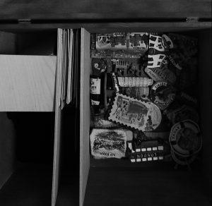 Skrzynia skarbów - TravelBox - Kate Traveller