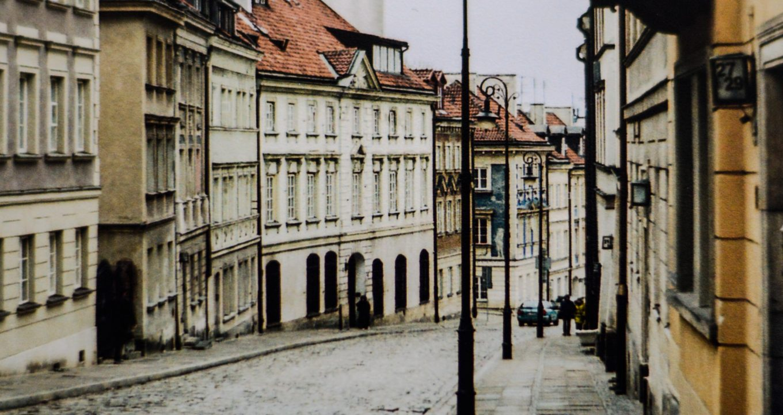 Warszawa #analogowo