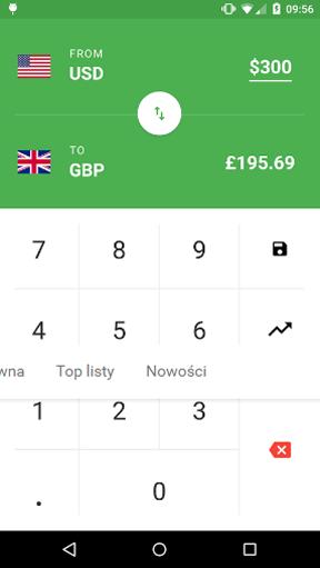 Flip Currency Converter – Aplikacje na podróż
