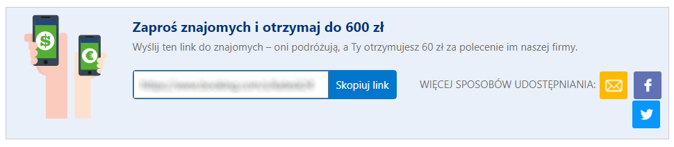 System poleceń booking.com