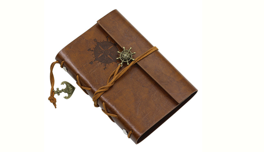 pomysł na prezent dla podróżnika - notatnik na podróże