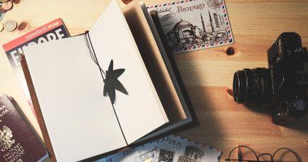 Mój pamiętnik podróżniczy