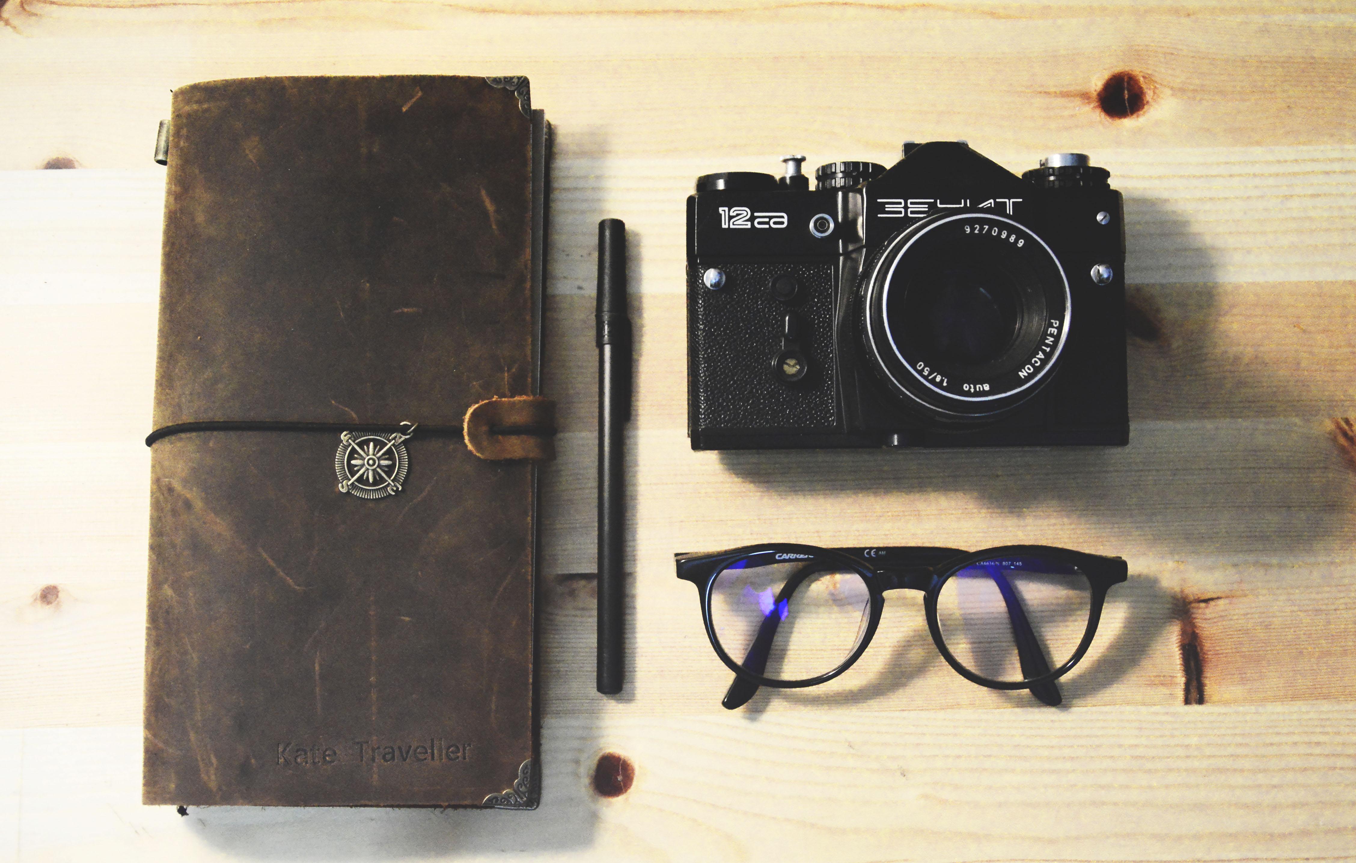 Pamiętnik podróżniczy - Kate Traveller