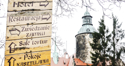 Zamek Czocha – Zwiedzanie i nocleg