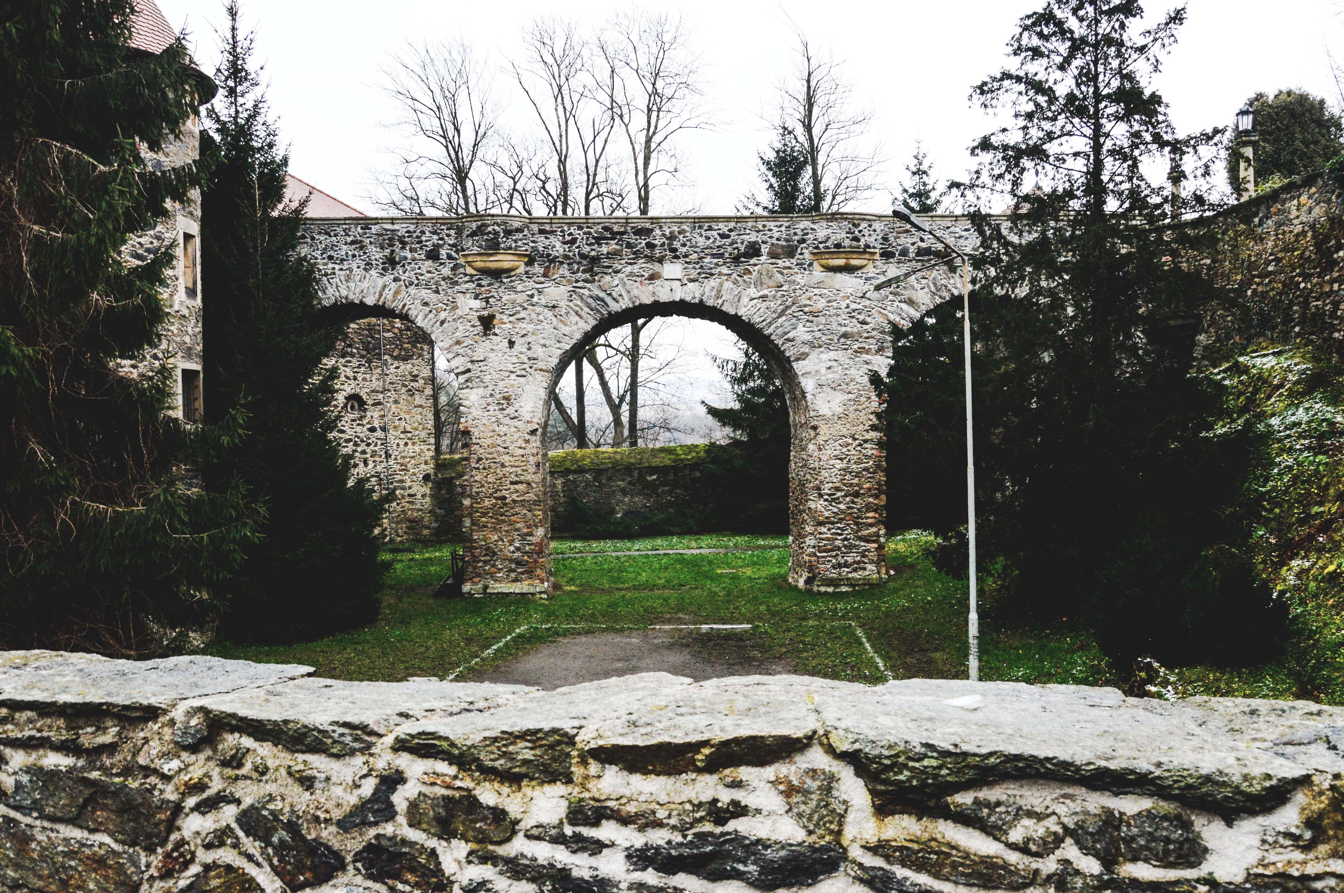 zamek czocha - zwiedzanie i nocleg- kate traveller