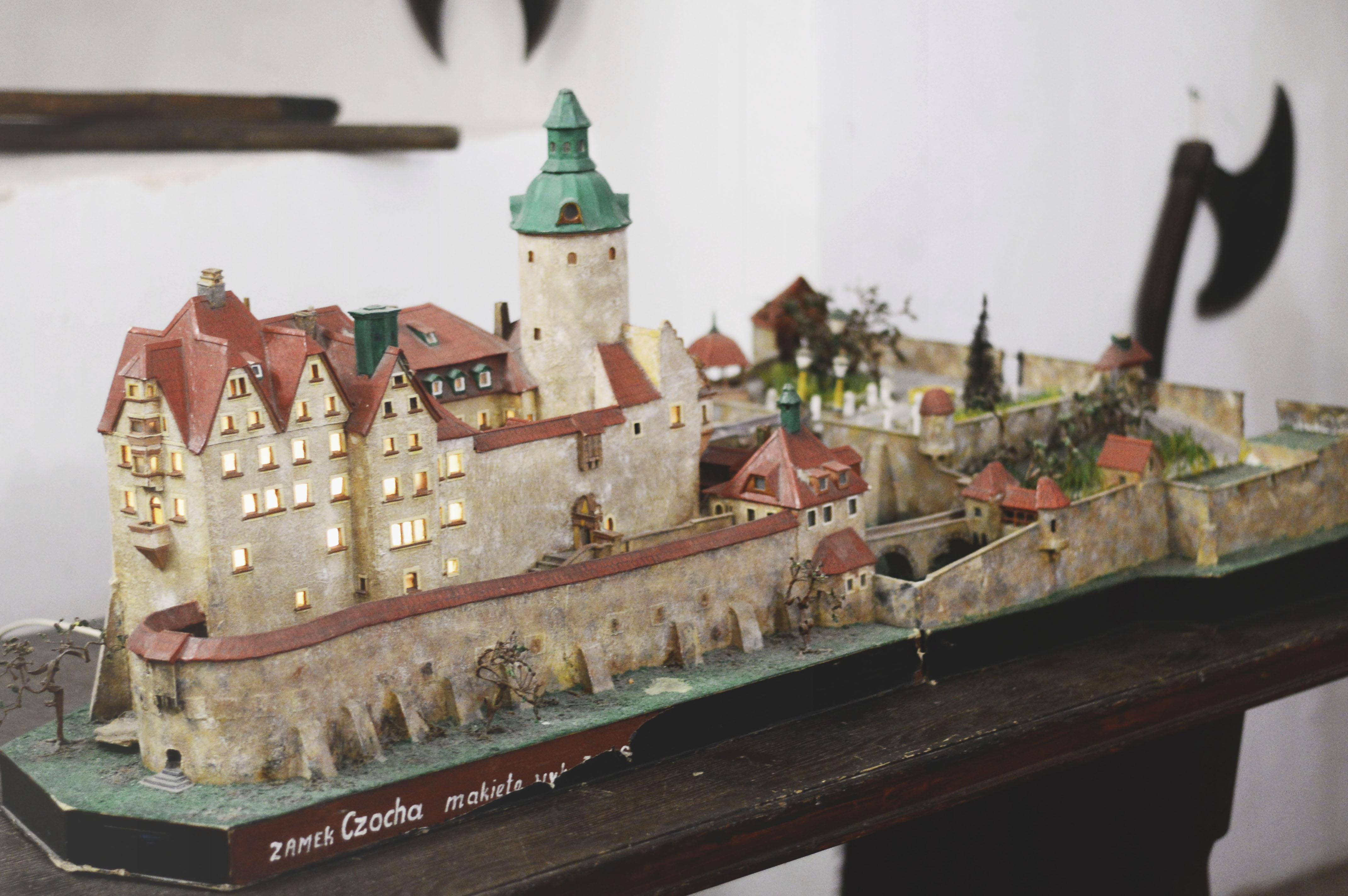 zamek czocha - zwiedzanie i nocleg - kate traveller