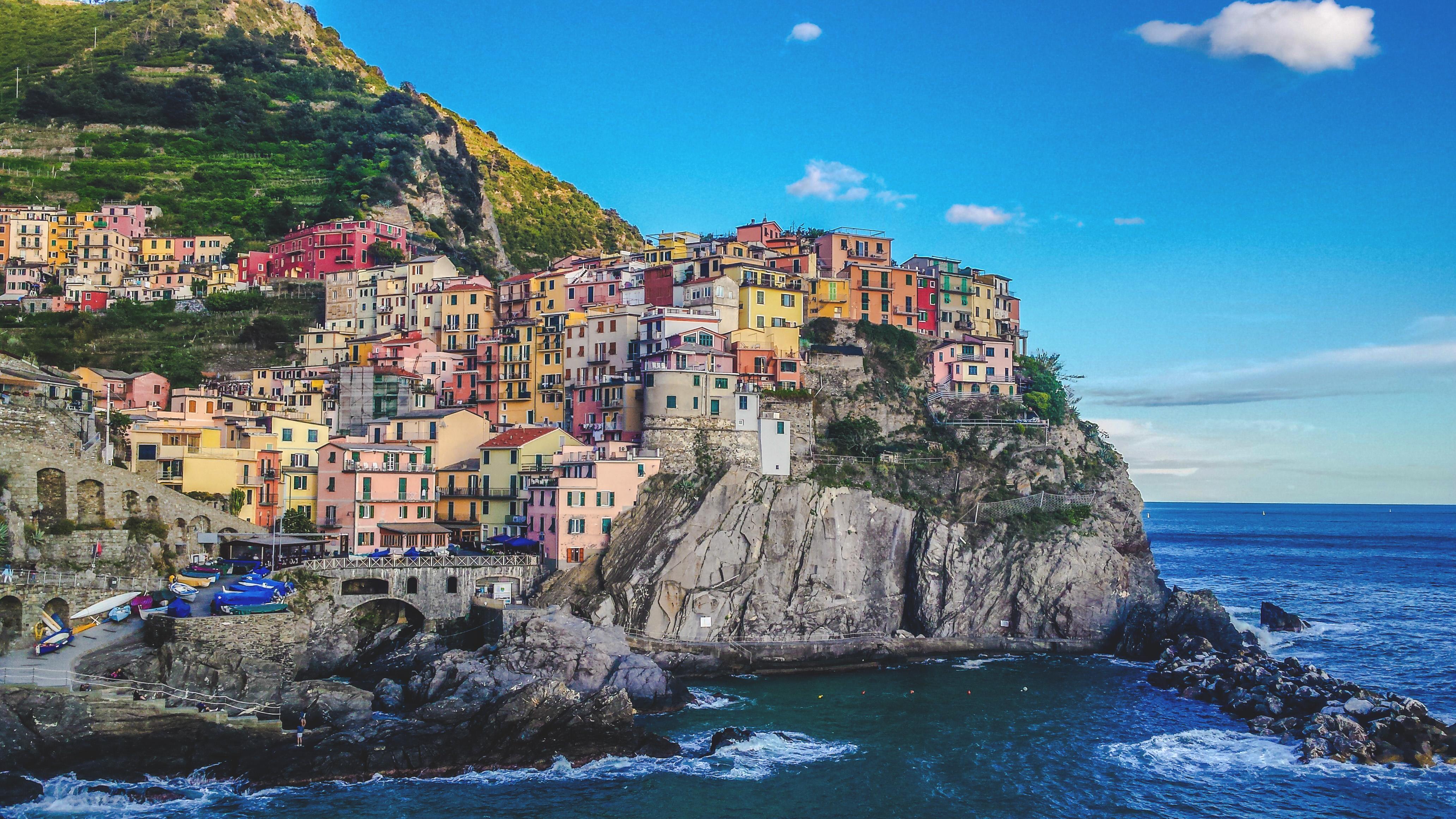 Cinque Terre - Rozmówki polsko-włoskie - Kate Traveller - Blog podróżniczy