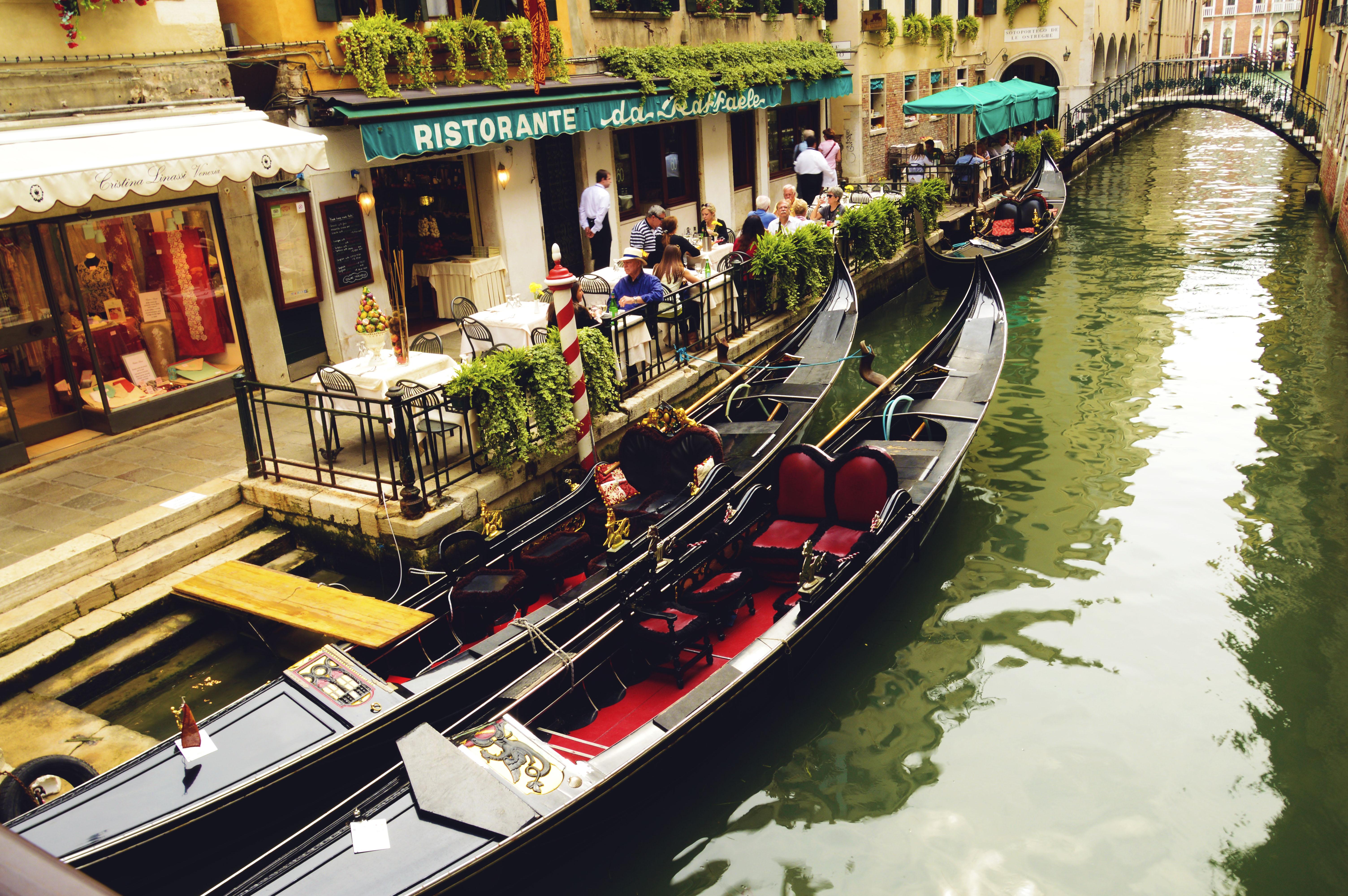 Venezia - Rozmówki polsko-włoskie - Kate Traveller - Blog podróżniczy