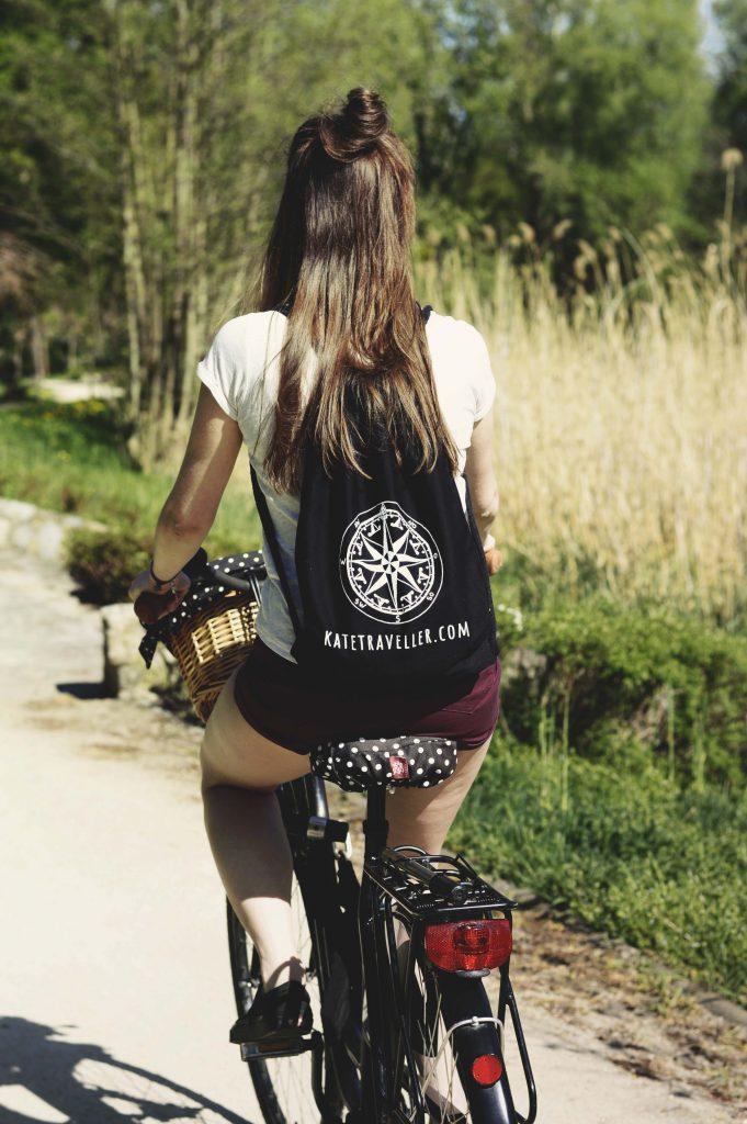 Worko plecak z własnym nadrukiem - Kate Traveller - Blog podróżniczy